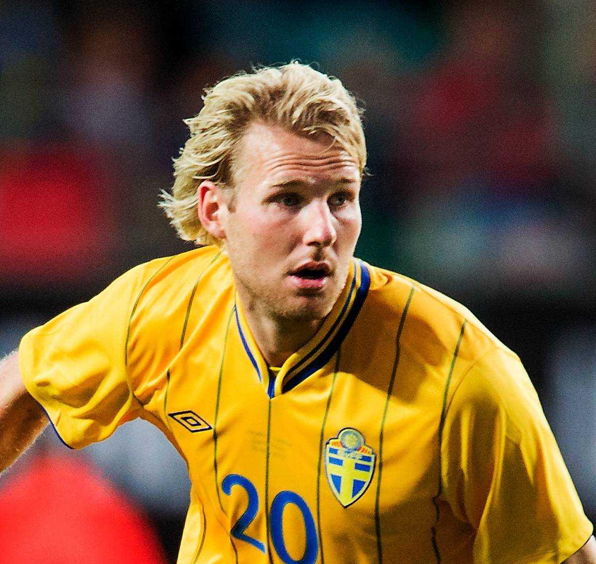 Ola Toivonen, med på Goal.coms lista över EM:s sämsta spelare.