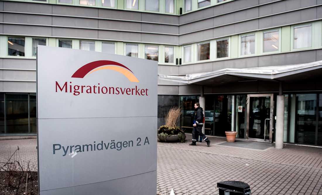 Hittills har fler än 10500 ungdomar fått sina ansökningar om uppehållstillstånd för studier registrerade, enligt Migrationsverket. Arkivbild.