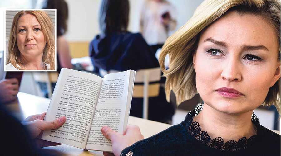 Fixeringen på en symbolfråga som klassikerlistan visar hur tom Kristdemokraternas skolpolitik är i övrigt, skriver Johanna Jaara Åstrand.