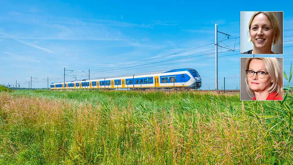 Vi Socialdemokrater vill göra det enklare att köpa tågbiljetter för resor i Europa. Det ska också vara tryggt att åka tåg genom Europa, skriver Heléne Fritzon och Jytte Guteland (S).