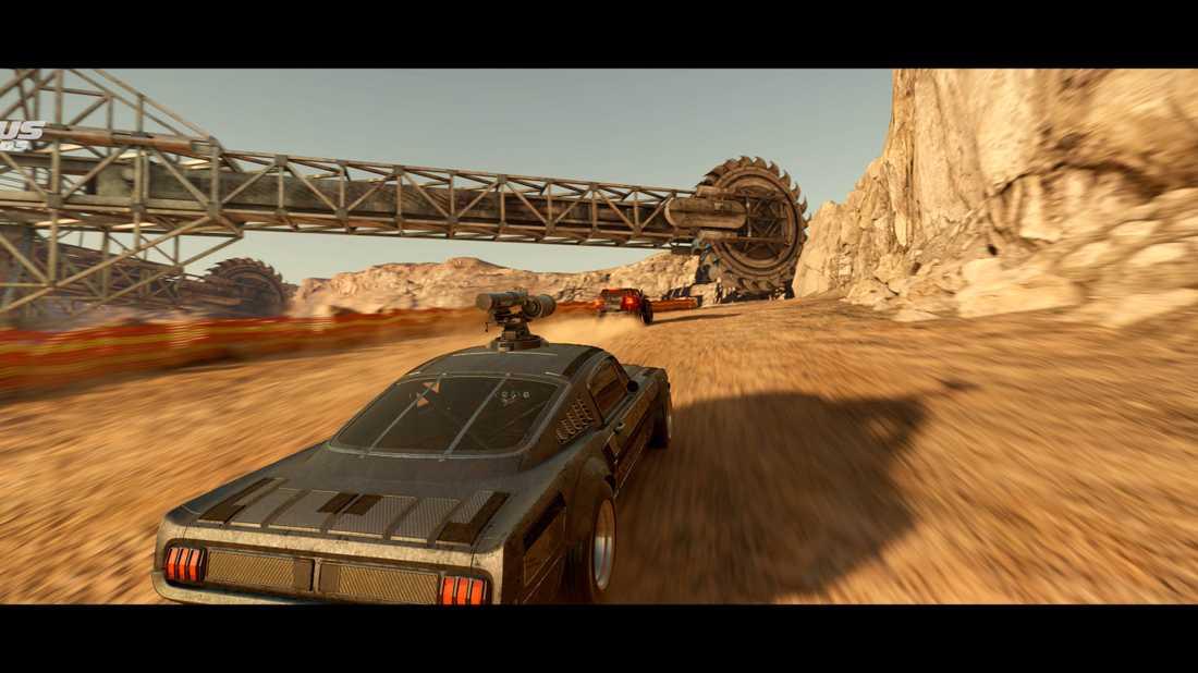 """""""Fast and furious crossroads"""" kommer till pc, Xbox one och Playstation 4. Spelet skulle ha släppts i maj, men har försenats till 7 augusti. Pressbild."""