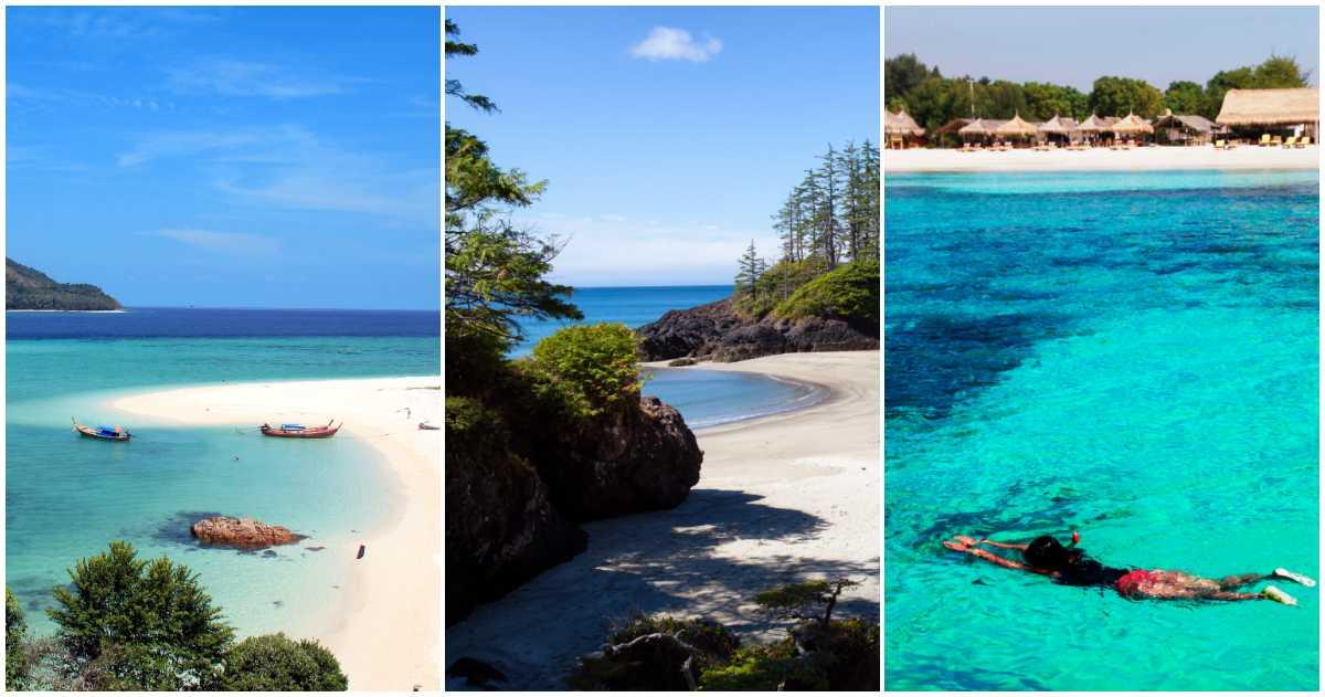 Det finns gott om vackra öar runt om i världen.