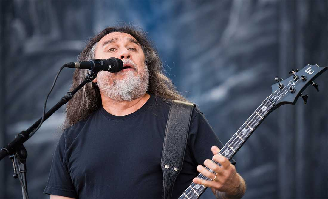 Tom Araya, Slayer.