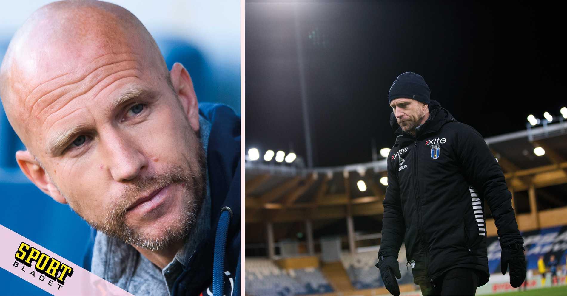 Henrik Rydström lämnar Sirius