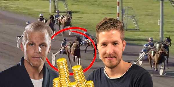 Sportbladets experter Christoffer Wickman och Erik Pettersson.