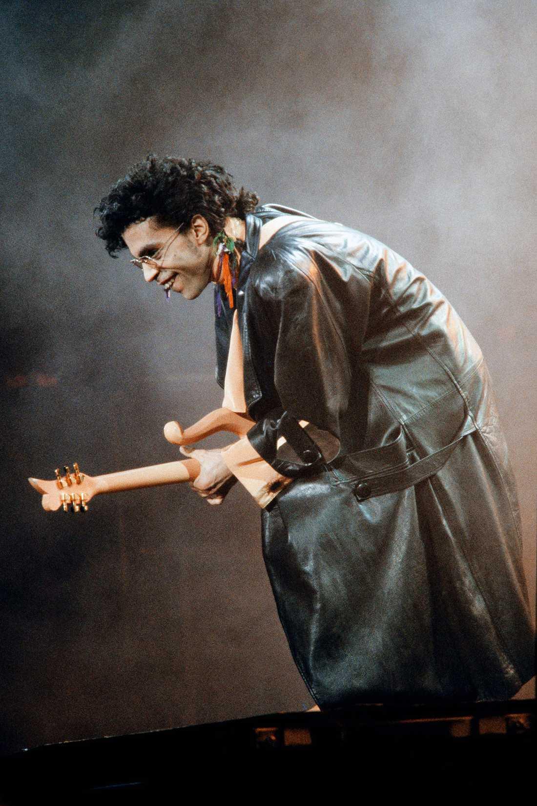 Prince i Paris 1987.