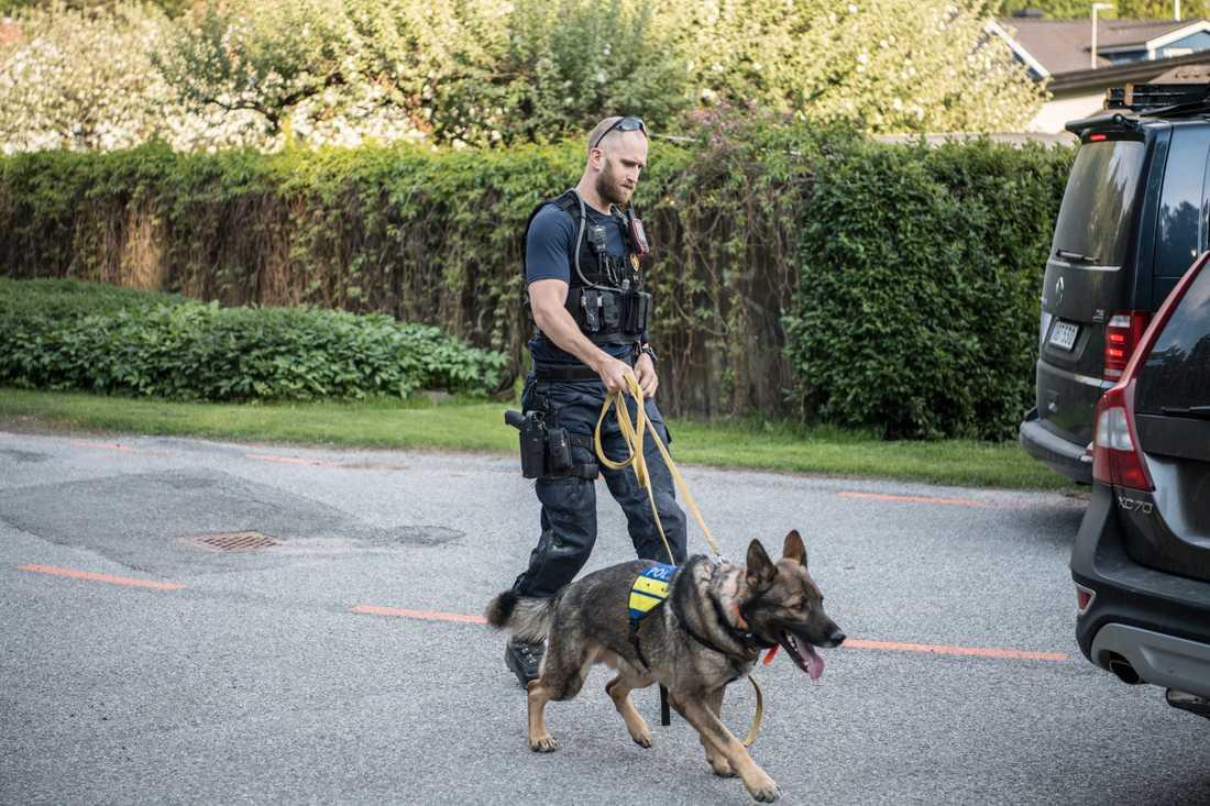 Polisen letar efter Lena Wesström som försvann från sitt hem i Örebro mellan den 14-15 maj.