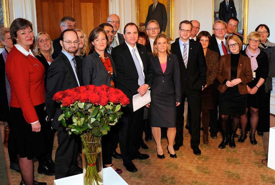 Regerar inte – än Socialdemokraterna är åter Sveriges största parti, enligt United Minds senaste opinionsundersökning. Men det är två och ett halvt år kvar till nästa val, och på den tiden måste S framhäva vilken iskall politik alliansen driver.