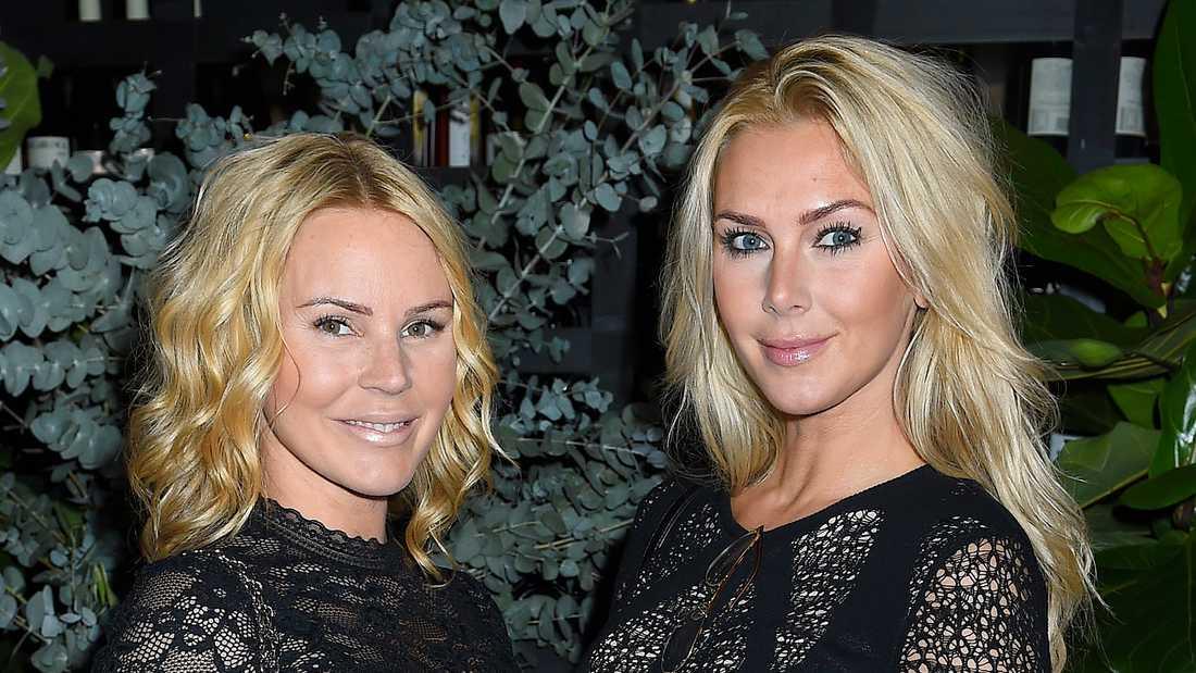 Magdalena och Hannah Graaf får egen serie i TV3.