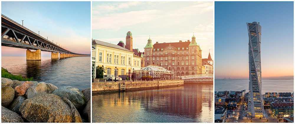 Malmö är en okänd pärla enligt brittisk tidning.