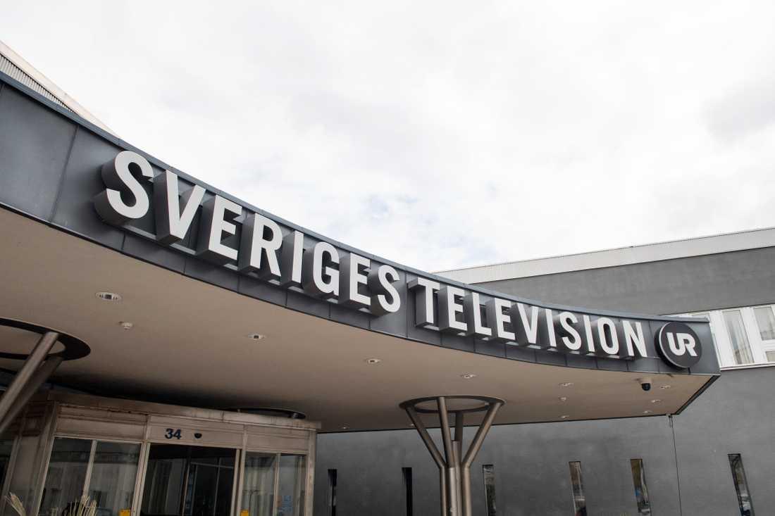 Arkivbild på SVT.