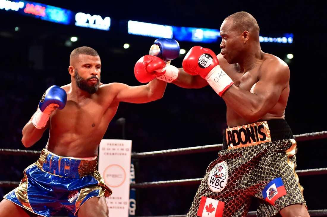 Badou Jack slogs om WBC-världsmästartiteln i lätt tungvikt mot Adonis Stevenson.