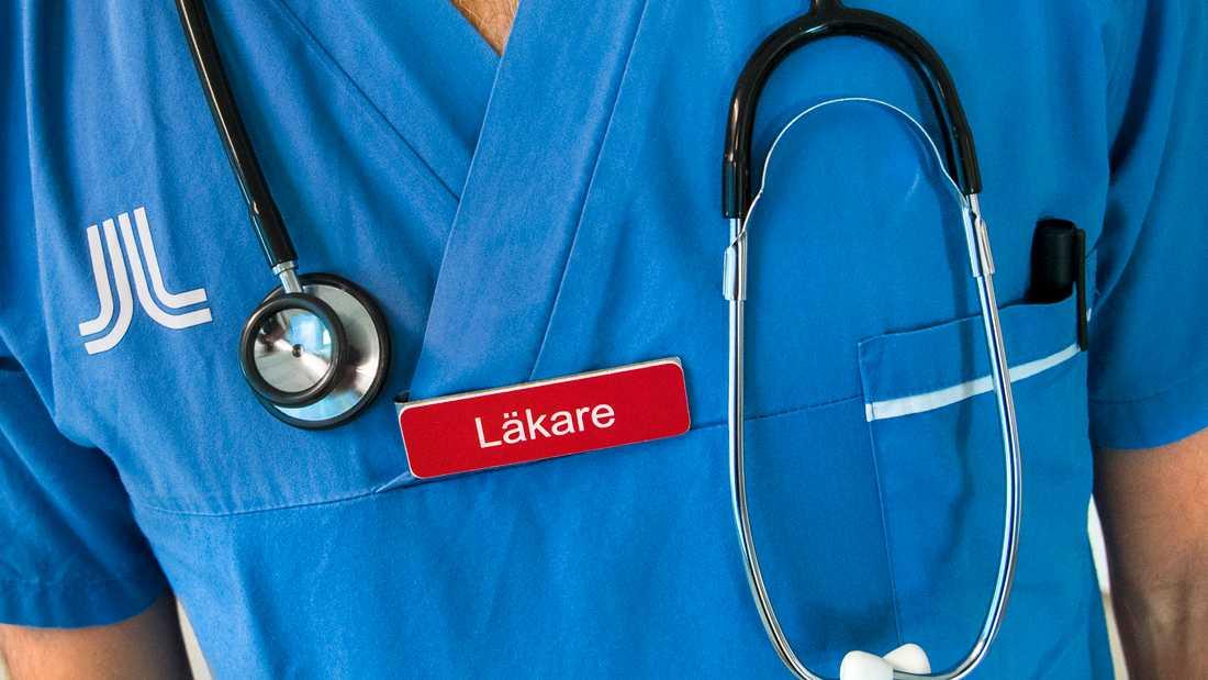 En läkare kunde få legitimation i Norge trots att han dömts till fängelse för barnvåldtäkt i Sverige. Arkivbild.