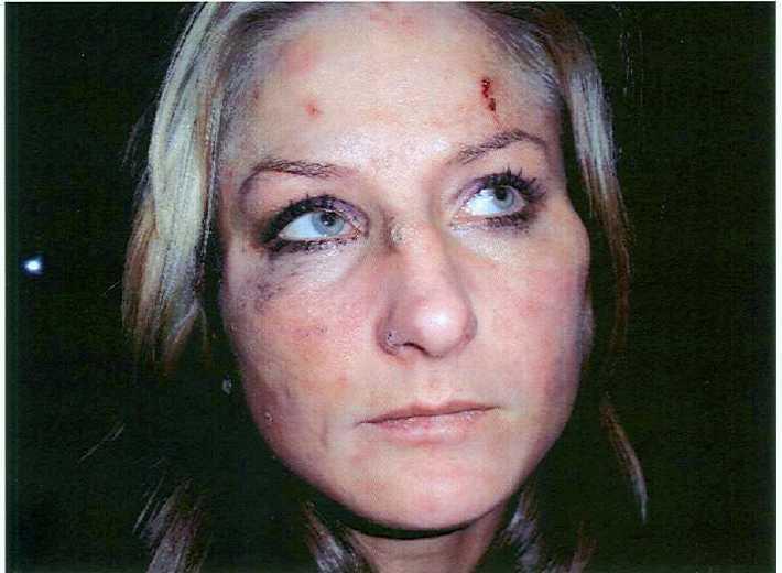Dubbelmördaren Martina Kvelstad.