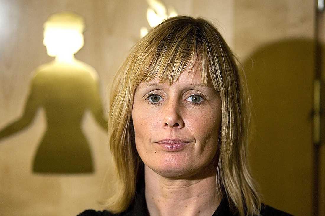 Ulrika Rogland.