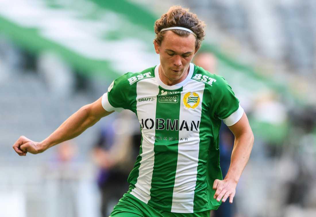 Kalle Björklund.