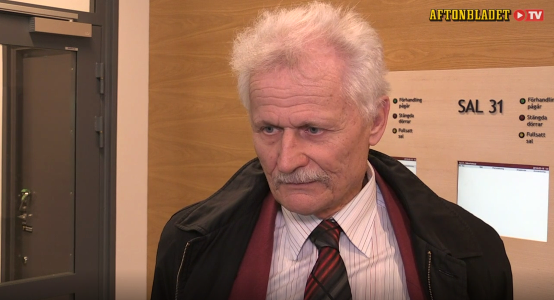 Advokaten Jan-Anders Hybelius är riksdagsledamoten Patrick Reslows försvarsadvokat.