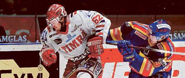 Petr Tenkrat gjorde Timrås enda mål.