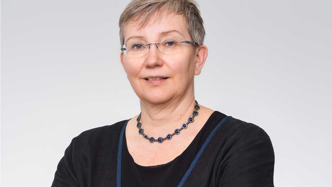 Christine Kastner Johnson, chef kommunal gymnasieskola.
