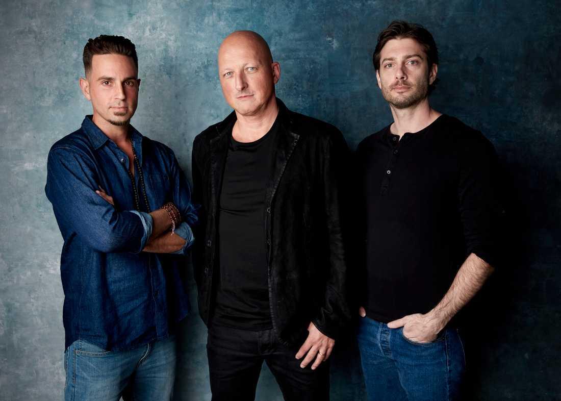 Wade Robson, regissören Dan Reed och James Safechuck