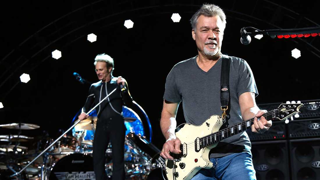 Eddie Van Halen blev 65 år.