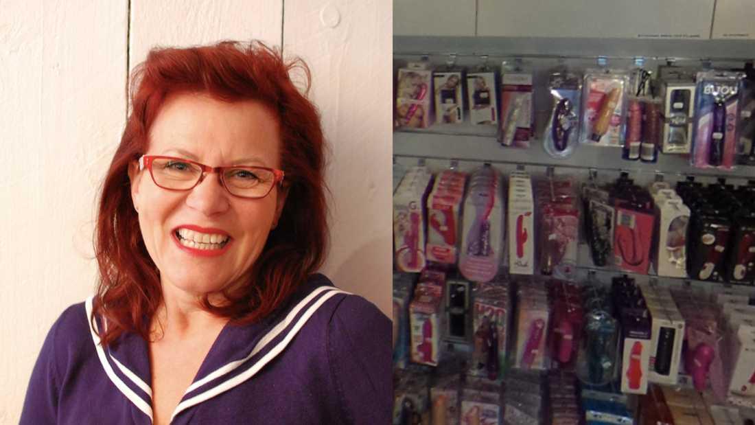 Anette Nordstrand har ägt Lustgården i 23 år.