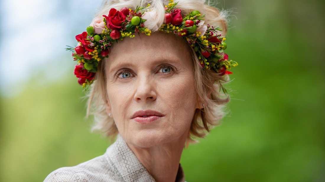 Författaren Siri Hustvedt.