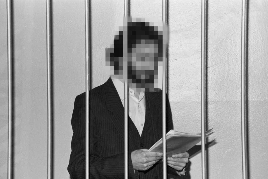 Kaparen under rättegången i Ryssland.