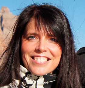 Susanne Hasselsjö hade anmält sin sambo två gånger för misshandel och ofredande, och ansökt om besöksförbud, men fått avslag. En månad senare sökte exsambon upp henne och sköt henne ute på gatan. FOTO: PRIVAT