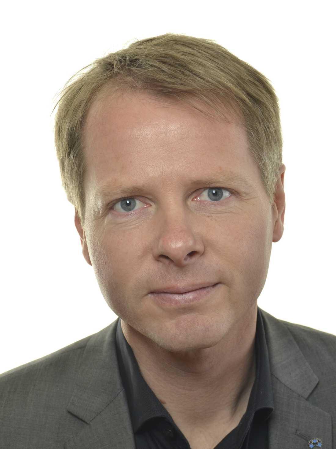Christer Nylander (L). Foto: Pressbild från riksdagen.se