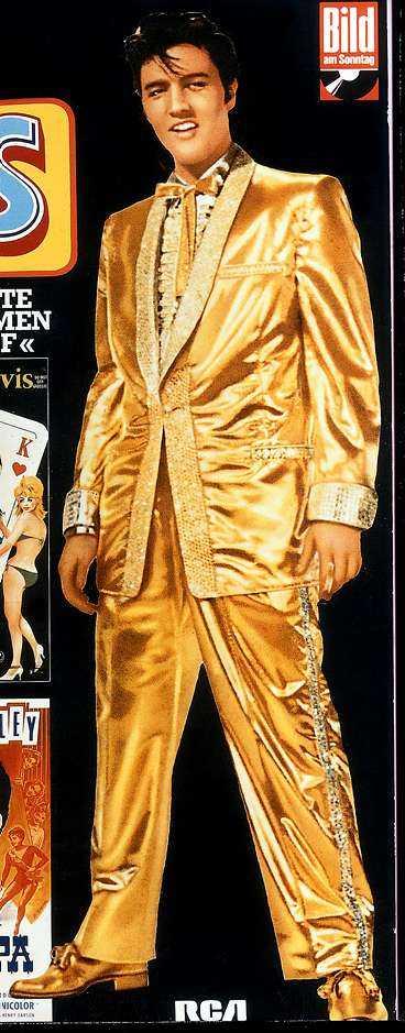 Elvis Presley är i allra högsta grad levande   i dag 25 år efter sin död.