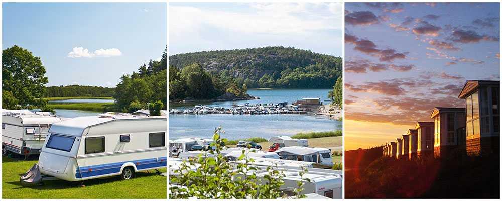 Här är Sveriges bästa campingplatser