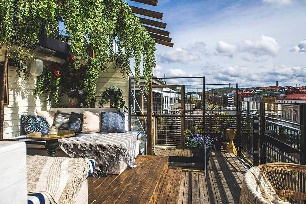 Cielo Roof Top Bar i Göteborg rankas som en av världens bästa takbarer.