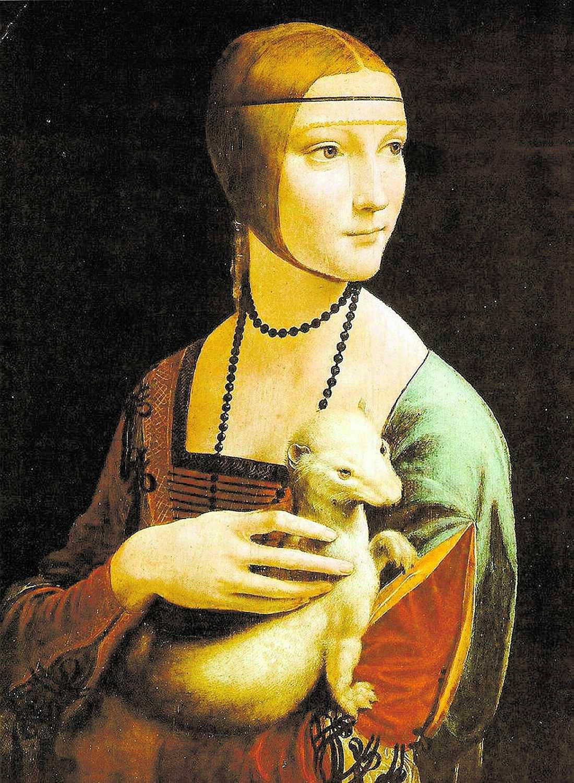 När de troende såg på Leonardo da Vincis målning kändes smärtan lite mer. Men för ateisterna var det mycket värre.
