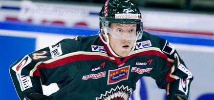 KAN MISSA FEM VECKOR Andreas Karlsson, 33, skadade sig på dagen träning.