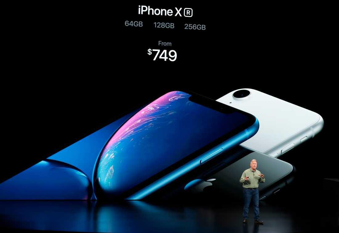 Apples Iphone Xr säljer sämre än väntat – nu bromsar man tillverklingen.