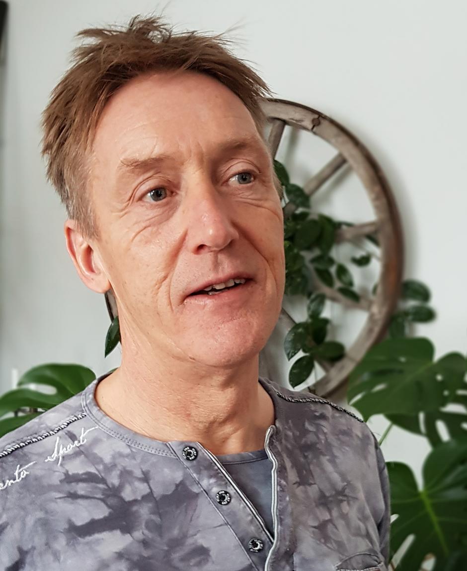 Thomas Fehrm, 59.