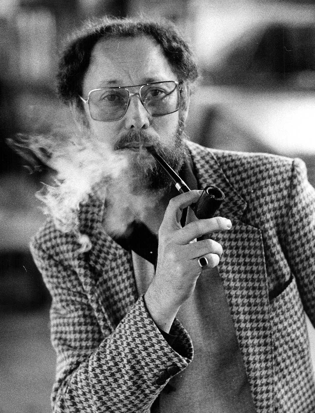 Torgny Lindgren 1984.