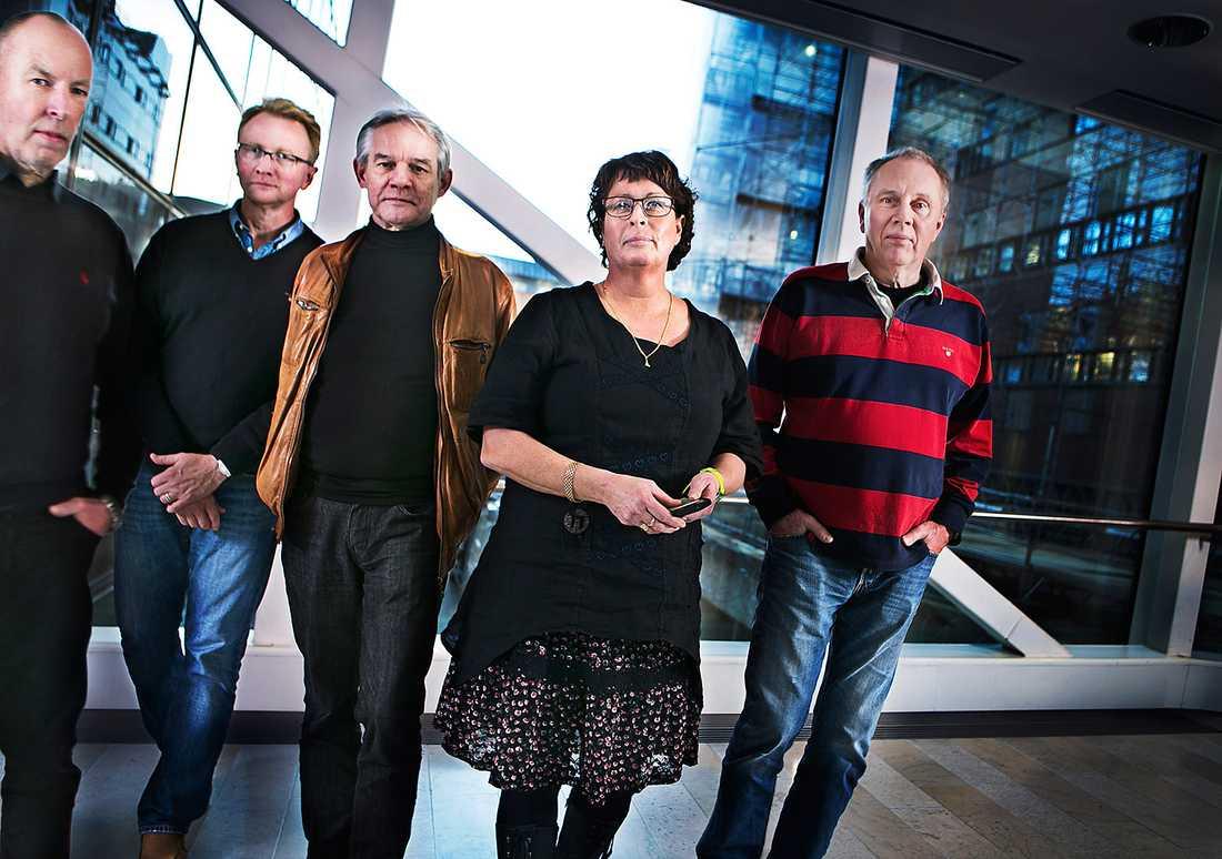 98cc62f215fc REKORD I MORD Stockholms kalla fallgrupp har nu lyckats klara upp det 25 år  gamla Husbyfallet