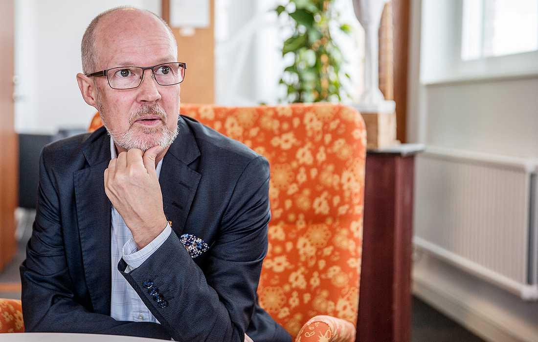 Mats Gerdau, M-politiker i Nacka.
