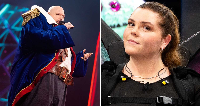 """Därför sjöng aldrig Johanna Nordström utan mask i """"Masked singer"""""""
