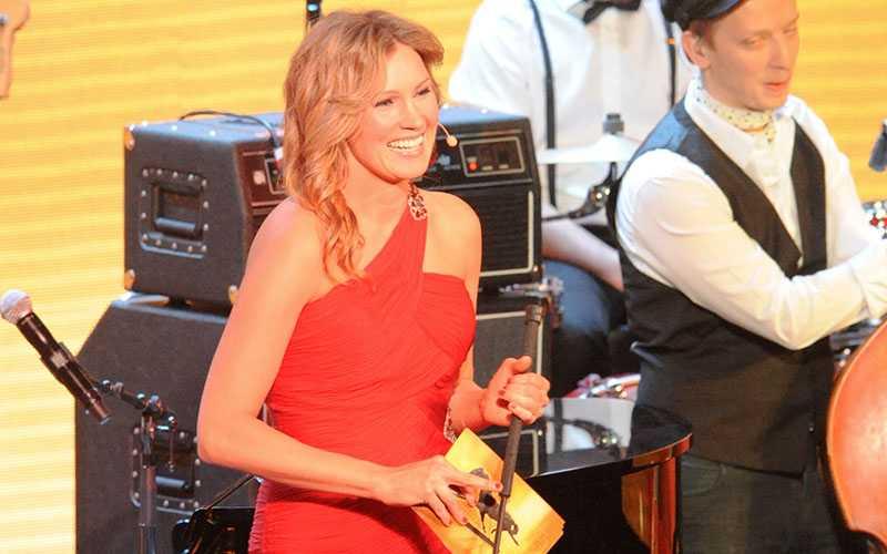 2012 ledde Jessica Almenäs travets stora gala på Rondo i Göteborg.