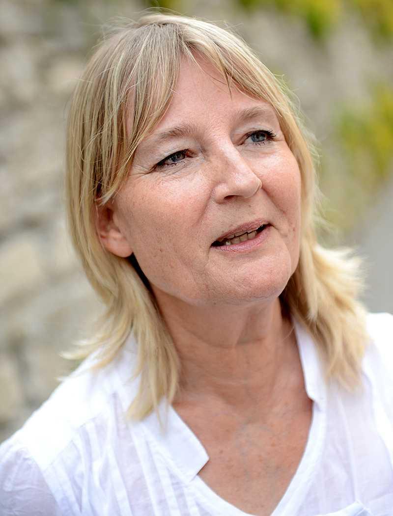 EU-parlamentarikern Marita Ulvskog (S).