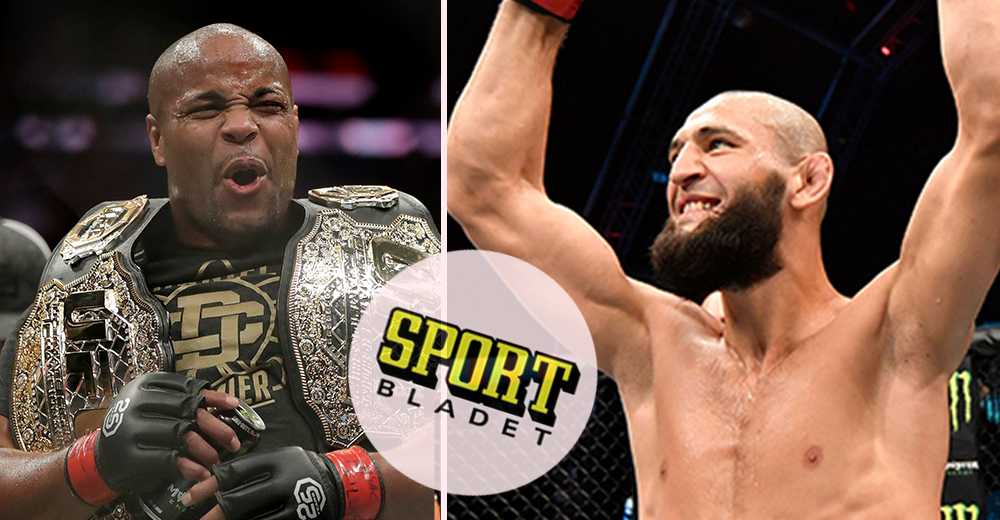 UFC-svensken mot nya rekord – hyllas av legendaren