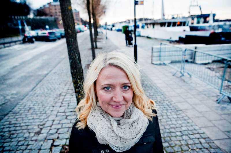 ADJEKTIVEN RÄCKER INTE Klara Zimmergren belönas med högsta betyg för sitt sommarprat. Hon berättade bland annat om sin ofrivilliga barnlöshet. Foto: