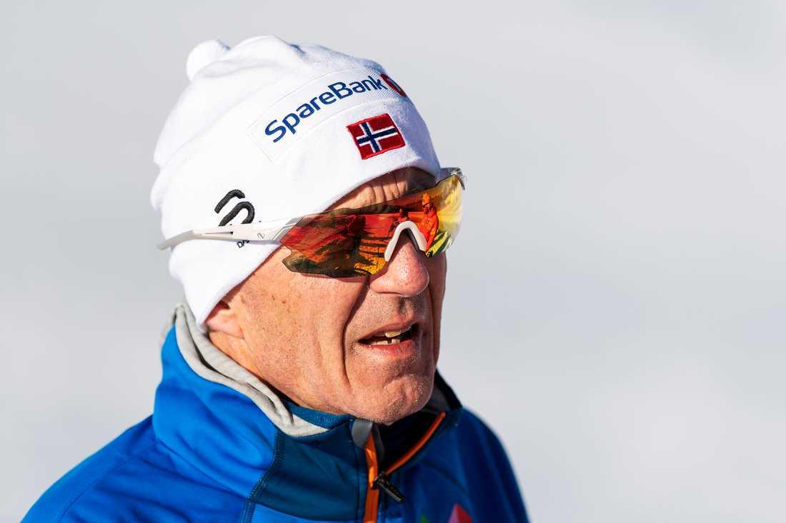 Ole Morten Iversen.