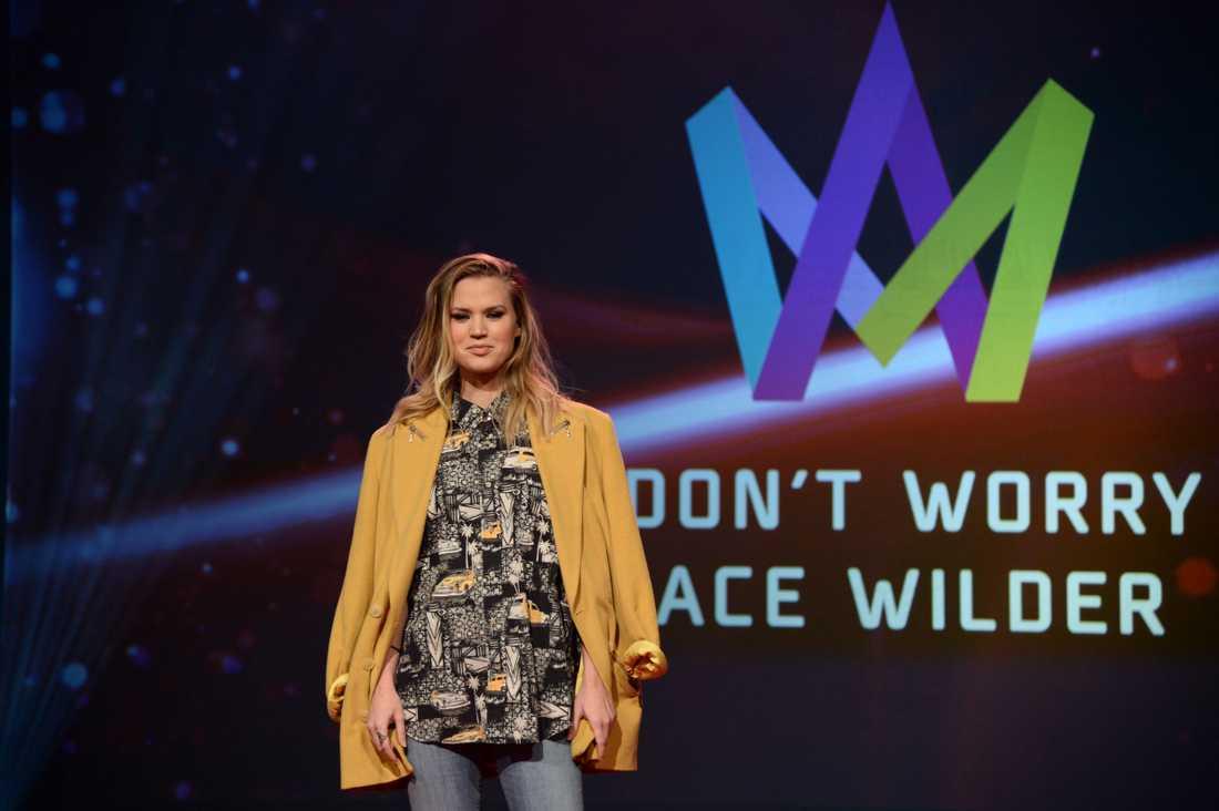 Ace Wilder är en av de favorittippade i år.