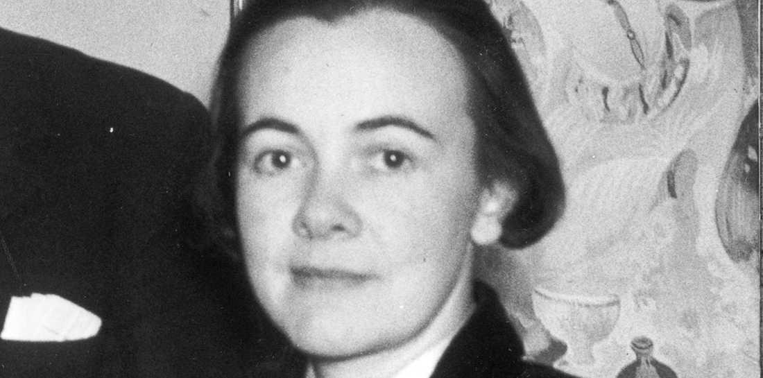 Karin Boye (1900–1941).