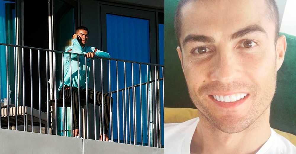 Ronaldo behöver inte längre isolera sig.