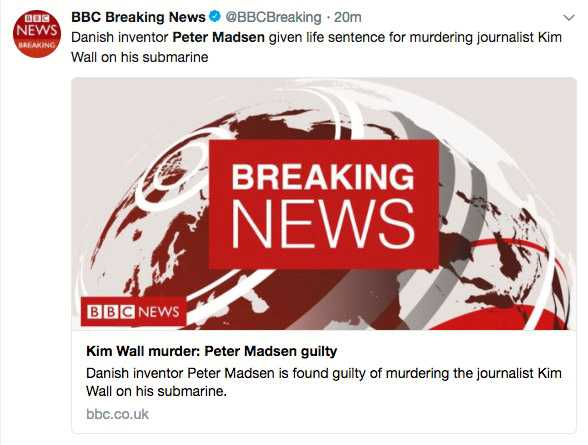 Brittiska BBC.